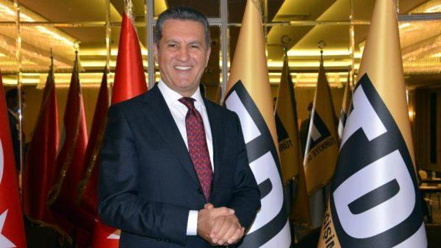 Mustafa Sarıgül'den 'yeni parti' açıklaması