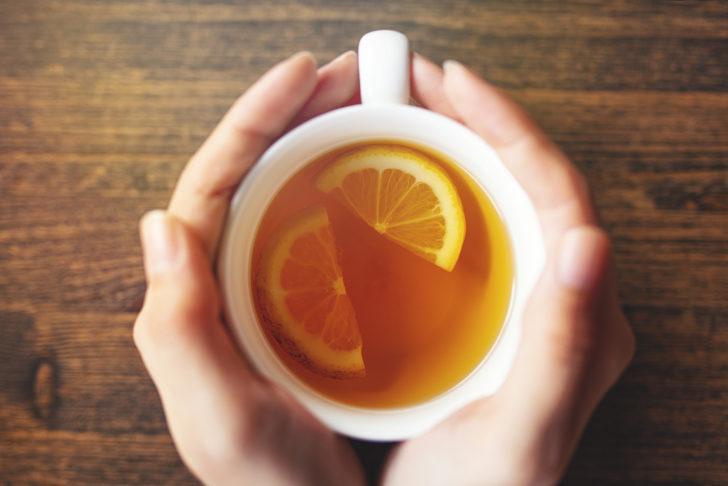 Çaya limon sıkarak içmek faydalı mı?
