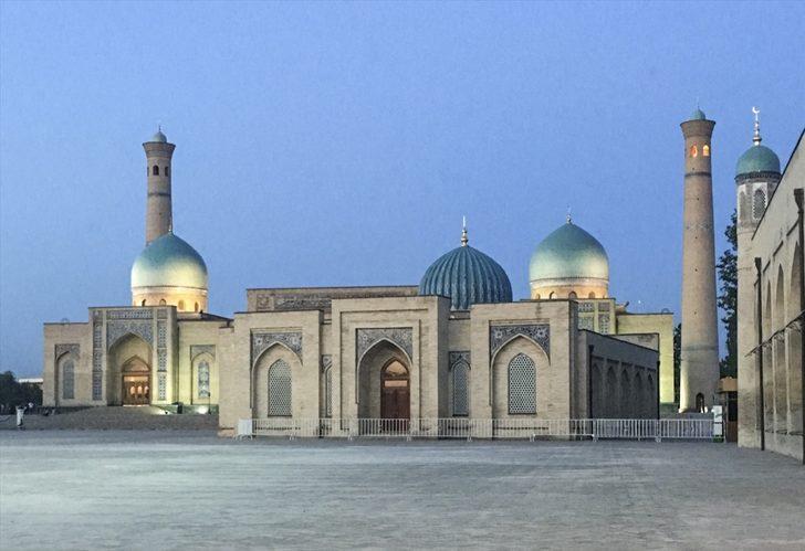 Orta Asya'da keşfedilmeyi bekleyen hazine