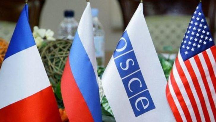 """Azerbaycan Meclisi: """"Fransa Minsk Eş Başkanlığından Çekilsin"""""""