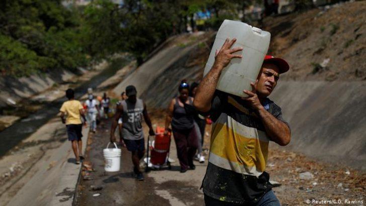 Dünyada bir milyardan fazla insan su sıkıntısı çekiyor