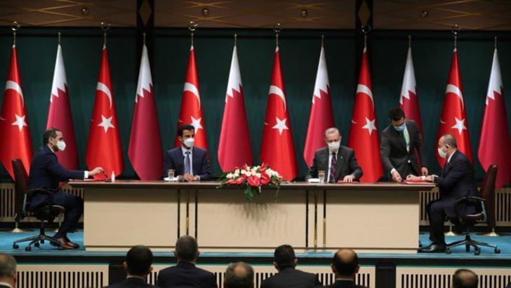Katar hükümetinden Türkiye açıklaması
