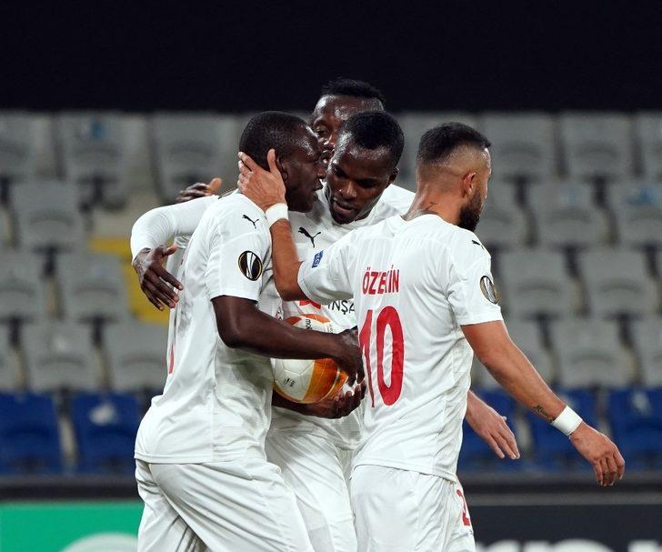 ÖZET | Karabag 2-3 Sivasspor