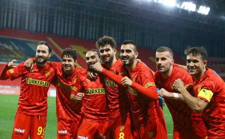 ÖZET | Göztepe - Kırklarelispor: 2-0