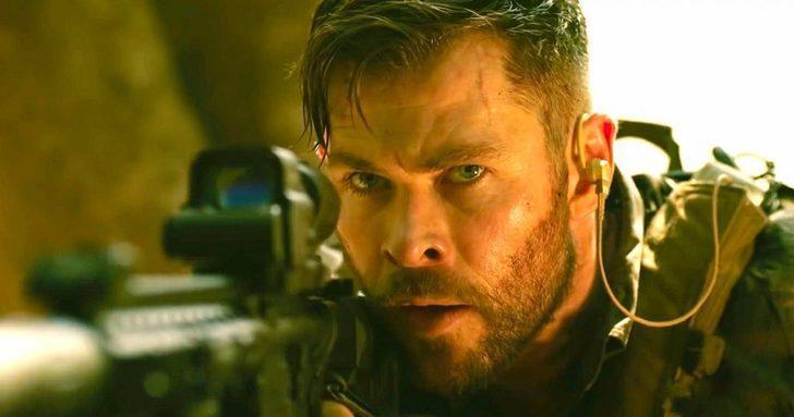 Chris Hemsworth henüz imzayı atmadı... Extraction 2'den ilk bilgiler geldi