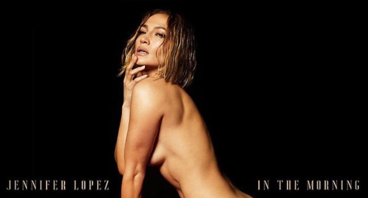 Jennifer Lopez soyundu, Instagram karıştı: Buna bir son verin
