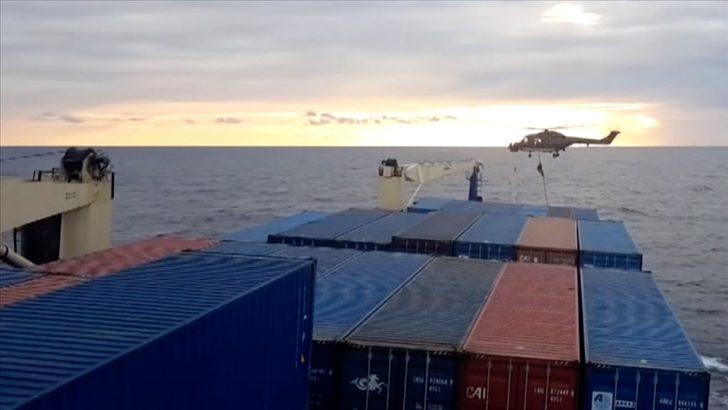 Türk gemisine hukuksuz aramayla ilgili soruşturma başlatıldı