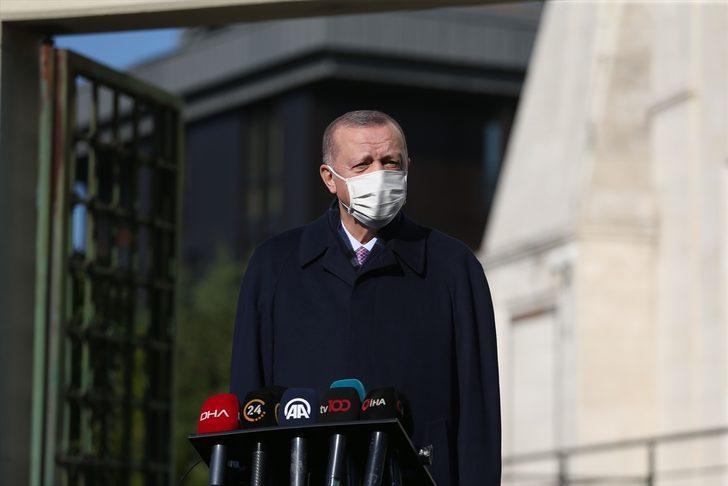 Cumhurbaşkanı Erdoğan: Yeni tedbirler almaya mecburuz ve alacağız