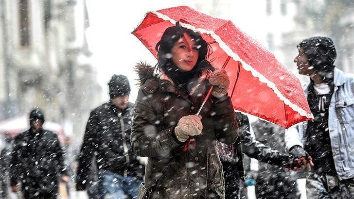 Meteoroloji'den kar, sis ve don uyarısı
