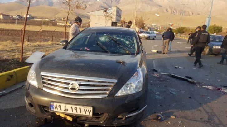 İran: Muhsin Fahrizade, uydudan kontrol edilen yapay zekaya sahip silahla öldürüldü