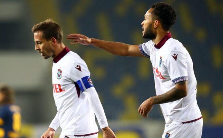Trabzonspor, sezonun ilk deplasman zaferini yakaladı