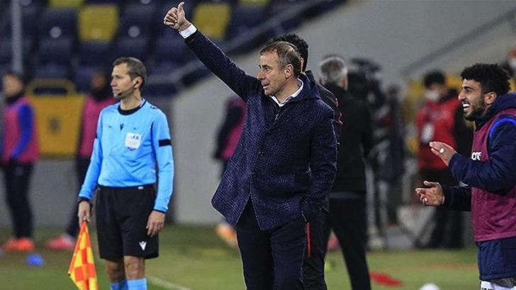 Trabzonspor Abdullah Avcı ile çıkışa geçti