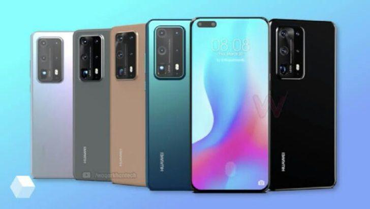 Huawei P40 Pro ekranı ile DxOMark'a konuk oldu
