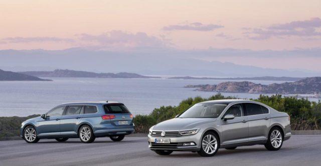 Volkswagen Passat üretimi
