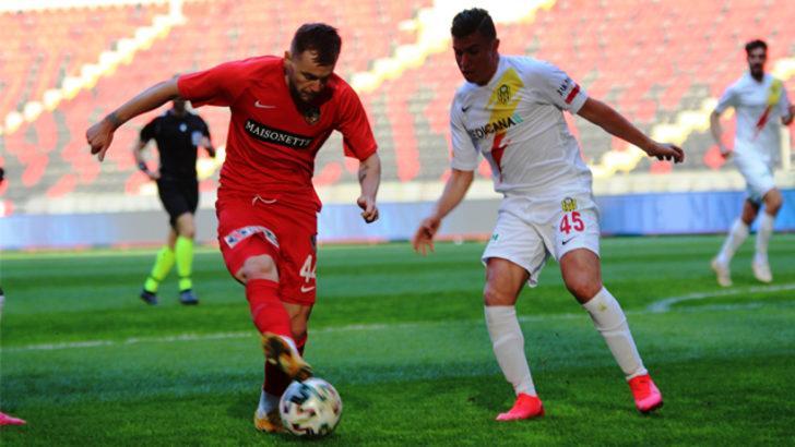 ÖZET | Gaziantep FK - Yeni Malatyaspor maç sonucu: 2 -2