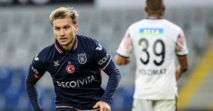 Başakşehir'de yeni kahraman: Fredrik Gulbrandsen