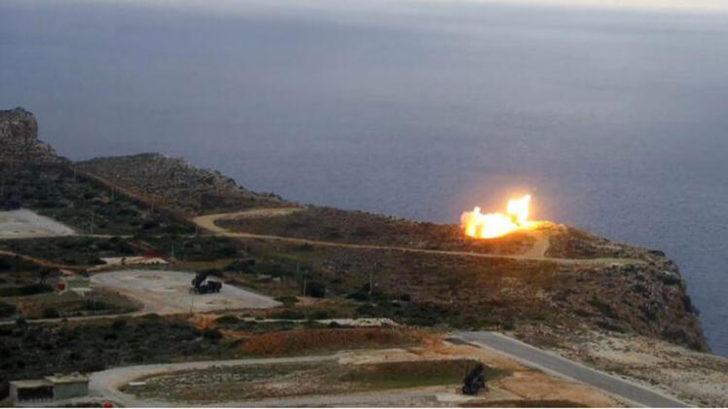 Yunanistan'dan Girit Adası'nda S-300 testi