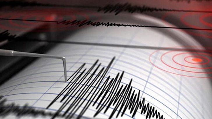 Endonezya'da çok şiddetli deprem!