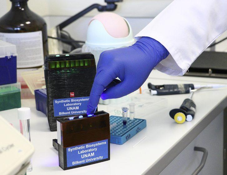 Türkiye'de geliştirildi! Koronavirüs tanısı için yeni sistem, üretime hazır