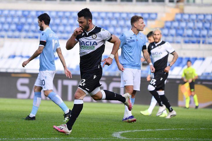 Tolgay Arslan attı, Udinese kazandı!