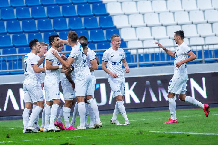 Kasımpaşa - Gençlerbirliği: 2-0 (Maç sonucu)