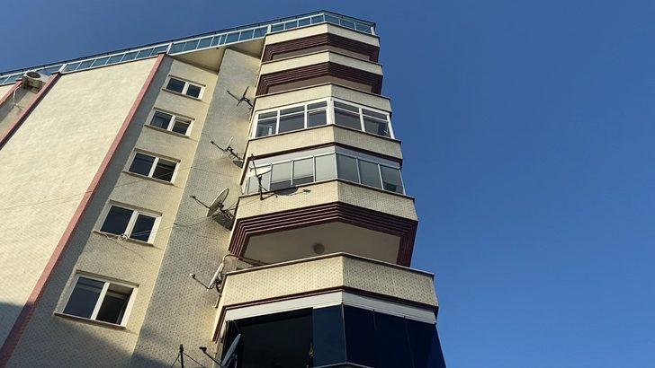 Samsun'da korkunç olay! 6. kattan düşen 13 yaşındaki Semih hayatını kaybetti