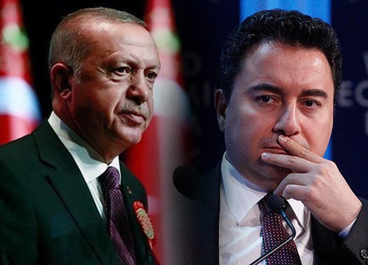 Ali Babacan: Erdoğan her şey oldu ama Türkiye'nin ihtiyacı olan bir cumhurbaşkanı olamadı