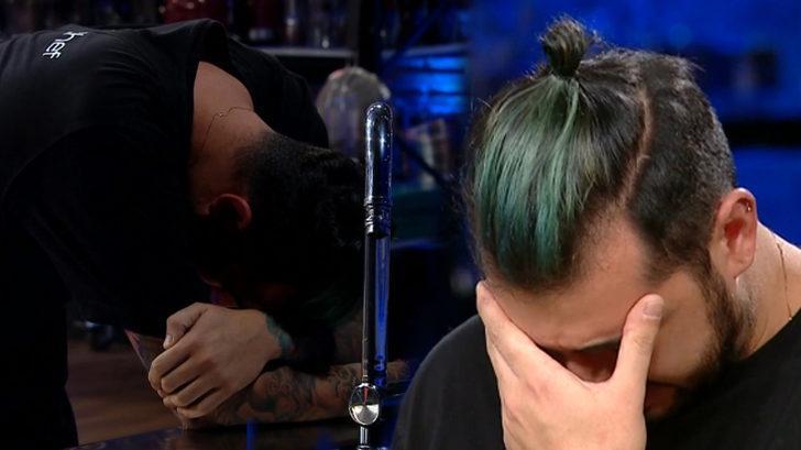 MasterChef Uğur diskalifiye edildi! Gözyaşlarına boğulan MasterChef Uğur Yılmaz Deniz'den veda açıklaması: Çok utanıyorum