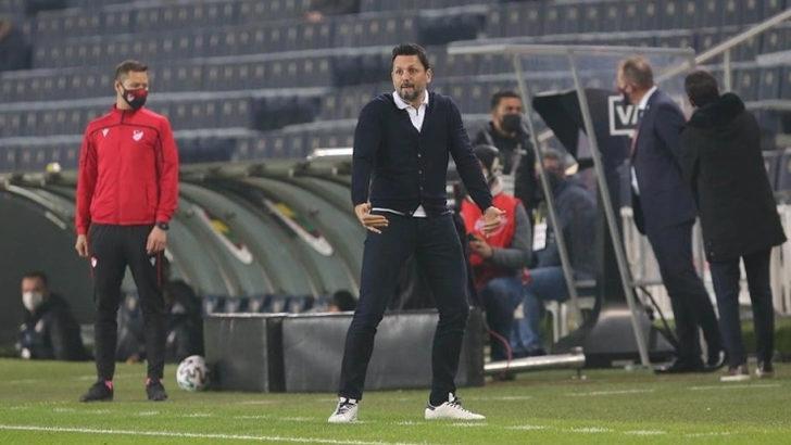 Erol Bulut'un yüzü Beşiktaş karşı gülmüyor