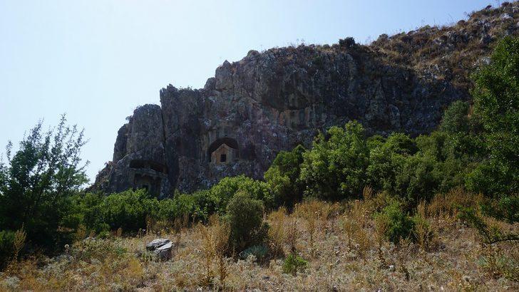 Thera Antik Kenti: Muğla'nın gizemli şehri