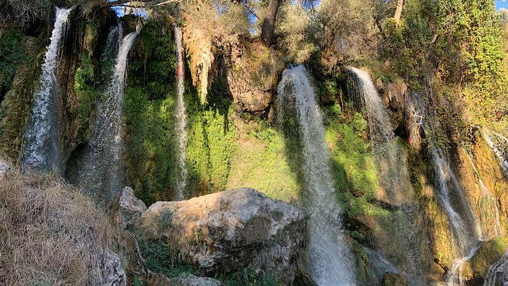 Sızır Şelalesi : Sivas'ın doğal güzelliği