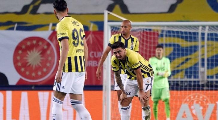 Fenerbahçe'de derbi sonrası flaş ayrılık! Kemal Ademi ve Dirar...