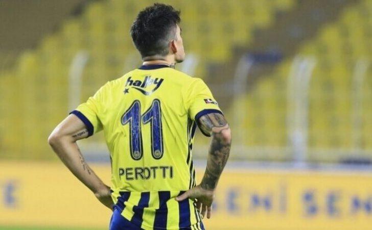 Fenerbahçe'den Perotti, Lemos ve Ademi hakkında açıklama!