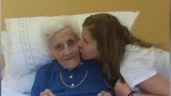 9 ayda 3 kez korona olan 101 yaşındaki kadın taburcu oldu