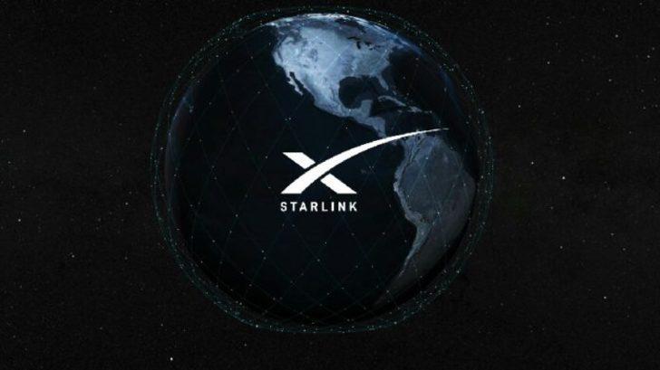 Starlink uydusu arabada denendi
