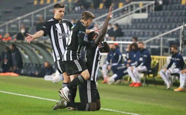 Beşiktaş'ta Aboubakar geri dönüyor