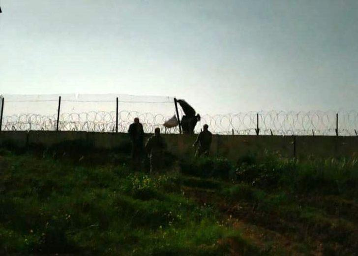 Yasa dışı yollarla Türkiye'ye girmeye çalışan 21 kişi yakalandı