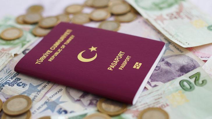 2021 pasaport harçları