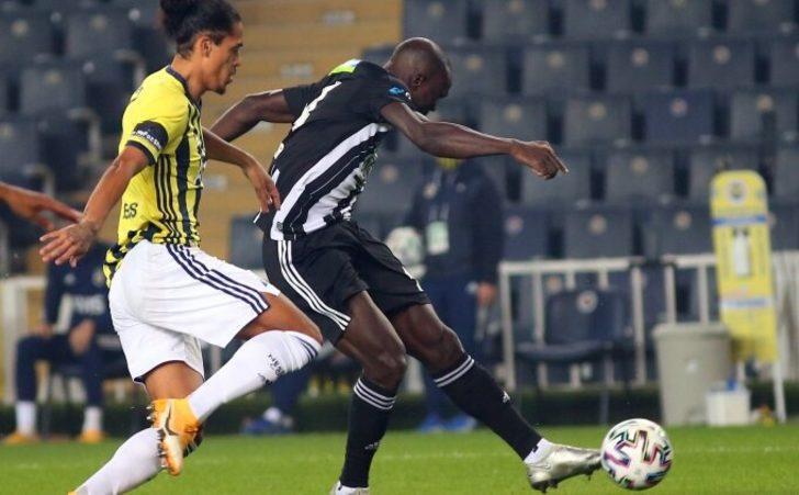 Aboubakar Süper Lig'de rekor kırdı! 126 kilometrelik hız