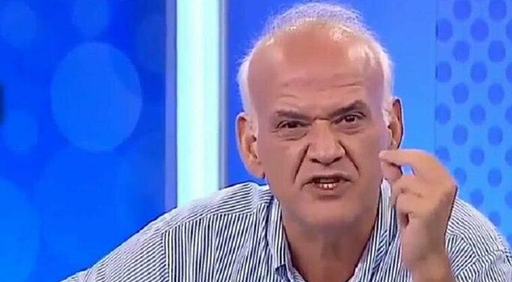 Ahmet Çakar'dan Rıdvan Dilmen'e olay sözler: Kimsin lan sen!