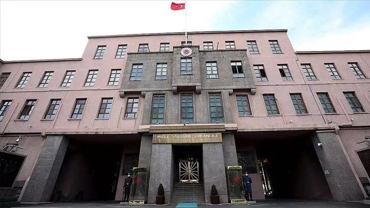 Milli Savunma Bakanlığı açıkladı: Hakkari'de 1 asker kaza sonucu şehit oldu