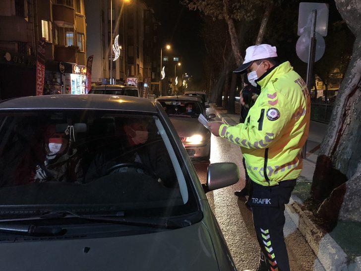 Türkiye genelinde sokağa çıkma kısıtlaması başladı!