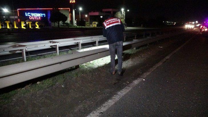 Tekirdağ'da otomobilin çarptığı genç öldü