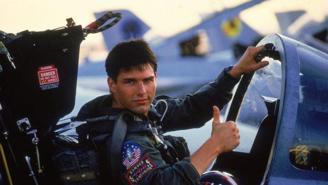 ABD ordusunda Tom Cruise'lu Top Gun filmine veto!