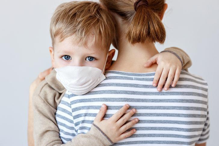 Koronavirüslü üç çocuktan biri semptom göstermiyor