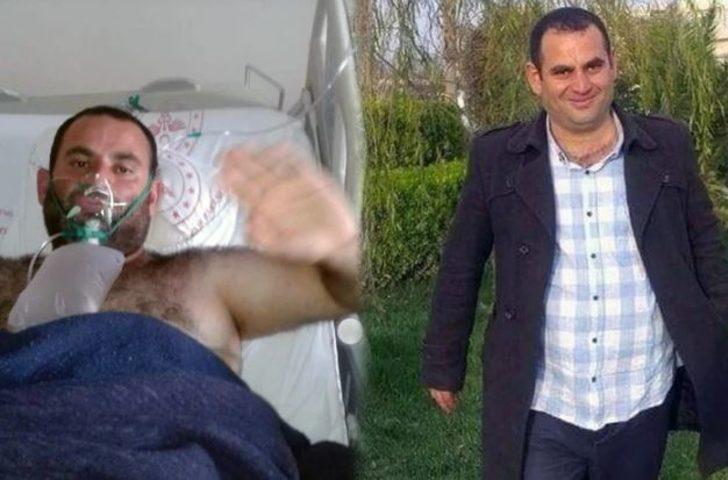 Mardin'de yürek yakan olay! Koronavirüsten ölmeden 2 saat önce eşinden helallik istemiş