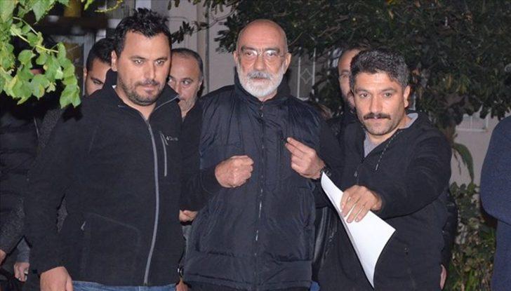 AYM'den Ahmet Altan kararı