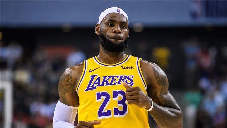 LeBron James'e 2 yıl için 85 milyon Dolar'lık kontrat