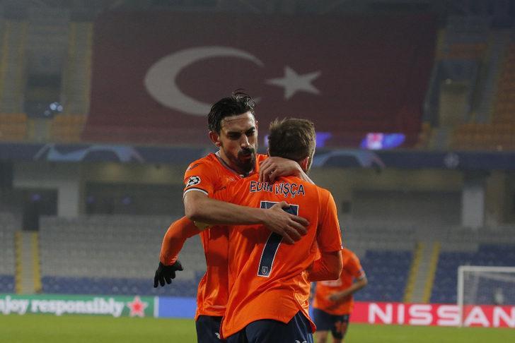 ÖZET | Başakşehir 3-4 RB Leipzig
