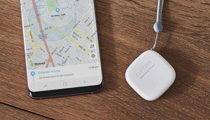 Samsung Galaxy Smart Tag göründü